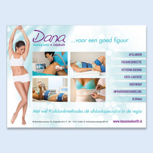 Dana Slimmingcenter advertenties